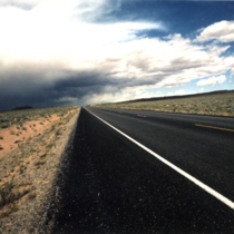 Highway to Hanksville