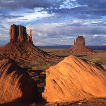 Monument Valley, Twin Mittens